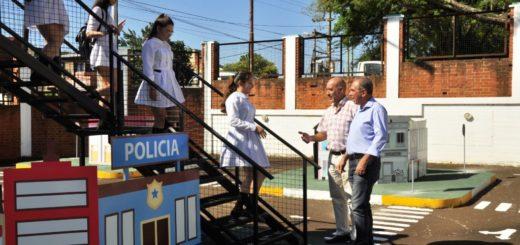 Vialidad Provincial: Stelatto inauguró las actividades del ciclo 2019 en la Escuela de Educación Vial en Posadas