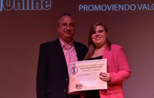 #ConcursoMejorPromedio: con promedio 10, la posadeña Florencia Kurtz fue una de las ganadoras de la Beca Misiones Online del nivel universitario