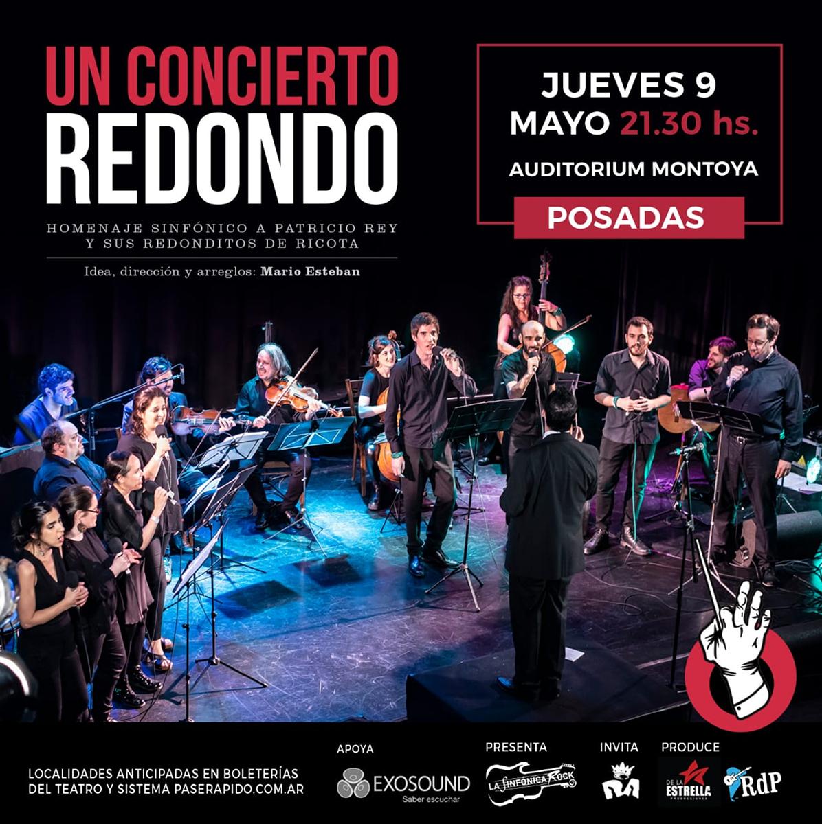 Más de 20 músicos realizarán un concierto homenaje a Patricio Rey y sus Redonditos de Ricota en el Montoya