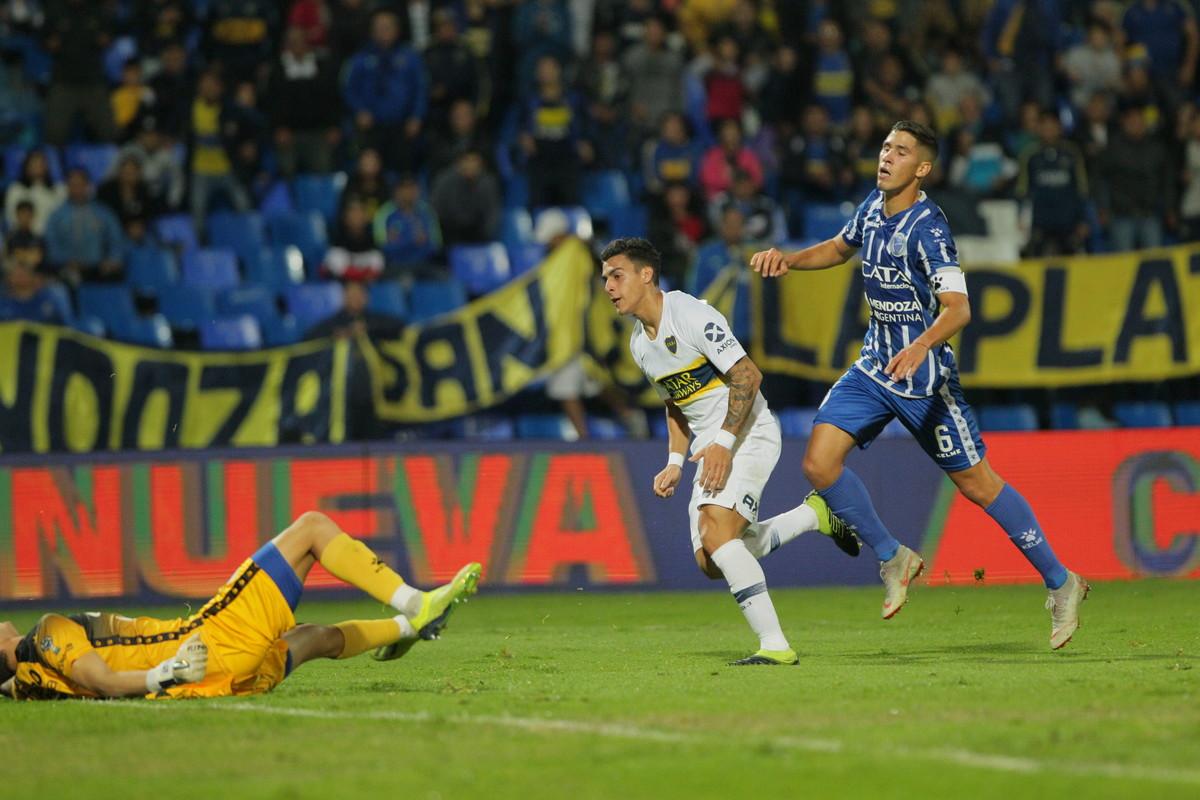 Copa de la Superliga: Boca ganó en Mendoza y se acerca a los cuartos de final