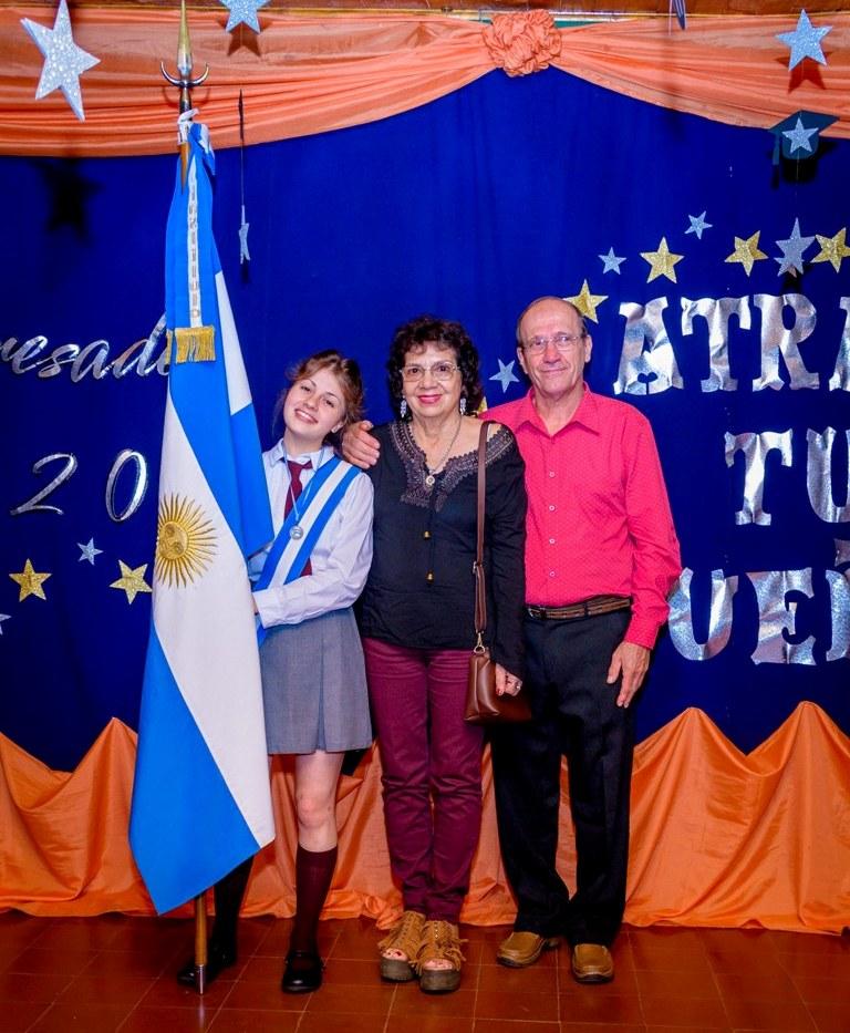 #ConcursoMejorPromedio: Guadalupe Onchyniuk, de San Pedro, es la ganadora de la Beca CAMEM de secundarias de Misiones