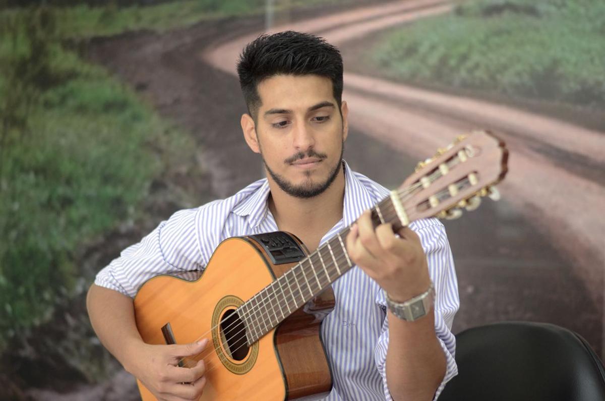 Tragedia de Gobernador Roca: el músico Andrés González se recupera y pasó a sala común