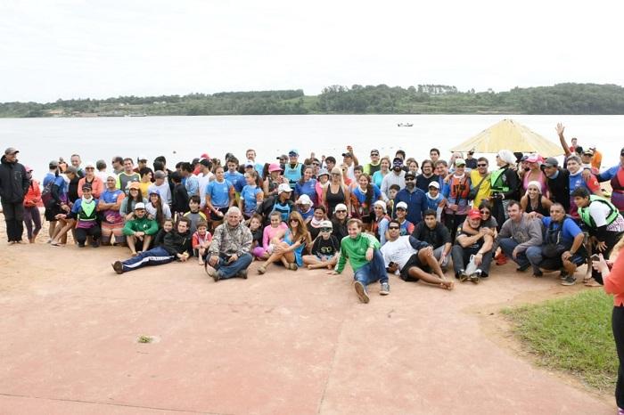 La EBY entregó un predio a la Asociación Misionera de Canoas y Kayaks