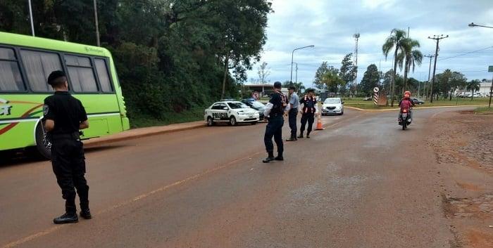 La Policía busca intensamente a los autores de un robo calificado en Oberá