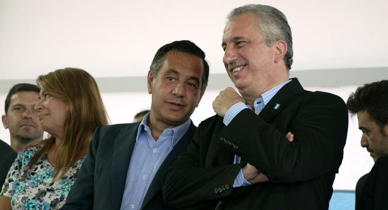 """""""La gente acompaña nuestra decisión de poner la educación en el tope de la agenda"""" recalcó Passalacqua al inaugurar la EPET 34 de Itaembé Guazú"""