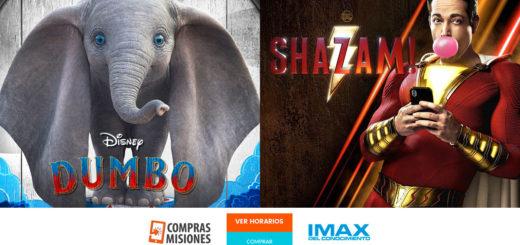 Dumbo vuelve al IMAX del Conocimiento… Ingresá aquí y adquirí las entradas por Internet