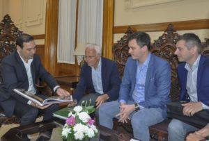 Grupo europeo invertirá u$s250 millones en una fábrica de procesamiento de madera en Virasoro