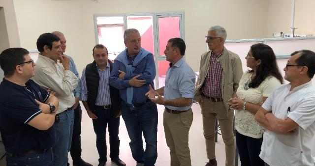 Trabajan en el fortalecimiento de la infraestructura sanitaria en la provincia para acercar la salud a la gente