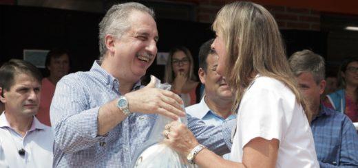 """""""La Renovación duplicó el presupuesto educativo"""" dijo Passalacqua en San Pedro"""