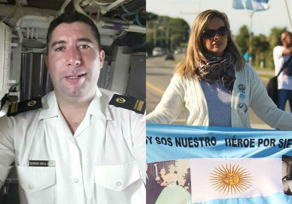 """La trágica premonición de uno de los tripulantes del ARA San Juan: """"Si no vuelvo, no perdones nada"""""""