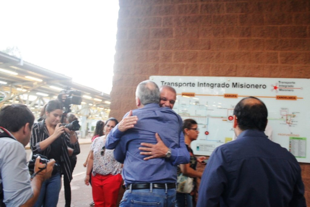 """Carlos Arce, candidato a vicegobernador: """"Mi mayor anhelo es el bienestar de los misioneros"""""""