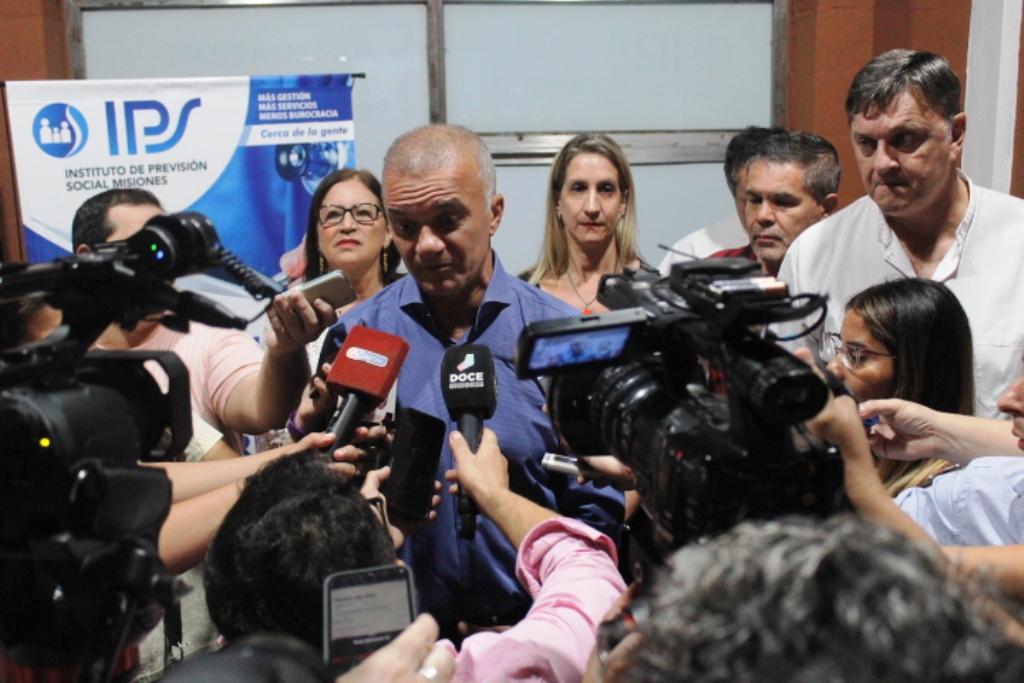 Carlos Arce, candidato a vicegobernador: «Mi mayor anhelo es el bienestar de los misioneros»