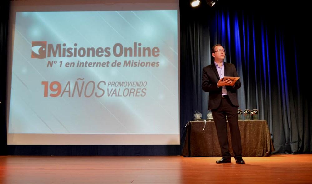 #MisionesOnline19Años: las principales empresas de la provincia fueron distinguidas por su aporte a la generación de empleo: conozca cuáles son