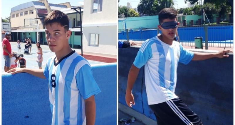 Fútbol para Ciegos: Ríos y Bogarin concentran con Argentina Sub21