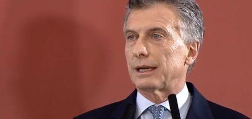 """Mauricio Macri, a los empresarios: """"Sean la generación que cambie esta historia para siempre"""""""