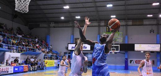 Liga Argentina: OTC cayó en su estadio frente a Salta Basket
