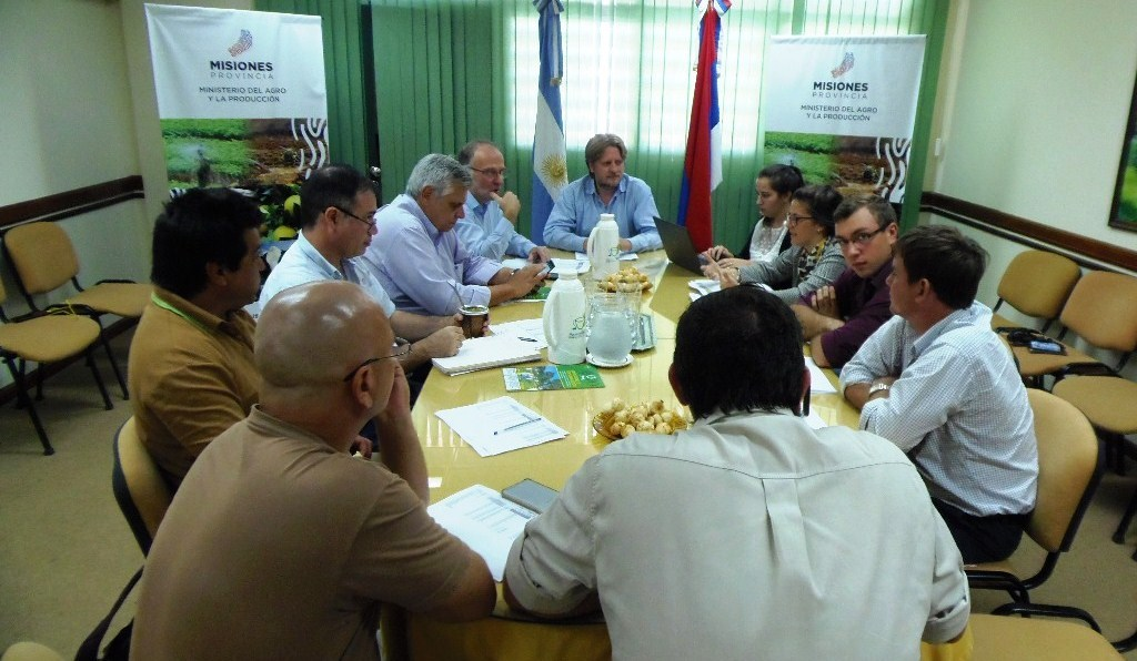 La Mesa Ovina Caprina resolvió ejecutar los fondos destinados al fortalecimiento de la producción