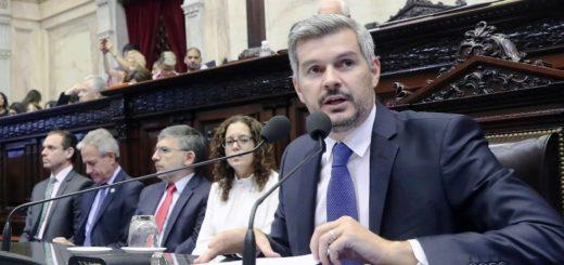 """Marcos Peña en la Cámara de Diputados: """"Se ha fortalecido un federalismo de verdad"""""""