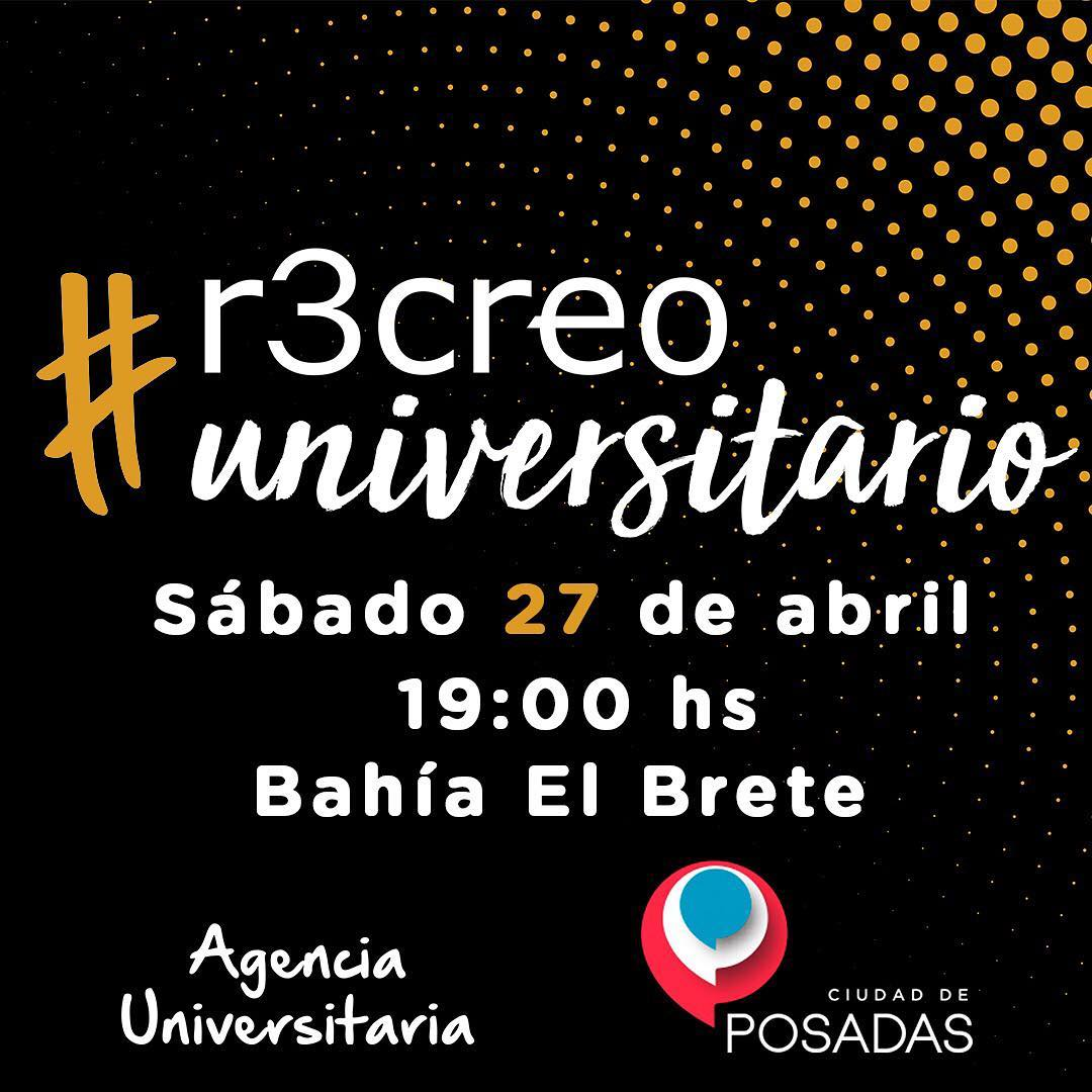 """La Agencia Universitaria celebrará sus 3 años con un """"Recreo Universitario"""" en El Brete"""