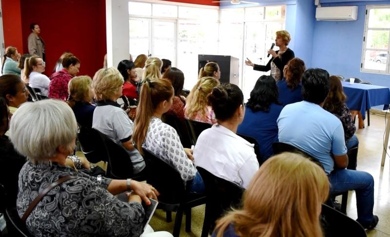 Presentaron la Consejería sobre Salud Sexual Integral que funcionará en los CAPS municipales de Posadas