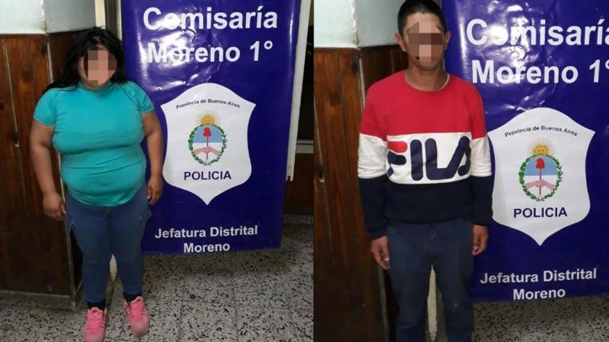 Buenos Aires: dijeron que su bebé se había ahogado con la leche, pero fueron detenidos por haberlo asesinado a golpes