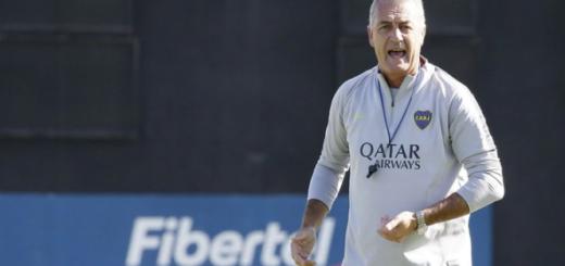 Alfaro definió a los once de Boca para jugar ante Jorge Wilstermann, pero perdió a un futbolista por lesión