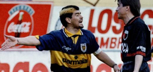 """El mensaje de Maradona por la muerte de Julio Toresani: """"Pensar que lo quise pelear y hoy lo lloro"""""""