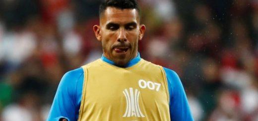 Carlos Tevez no viajará con el plantel de Boca para el partido ante Tolima por Copa Libertadores