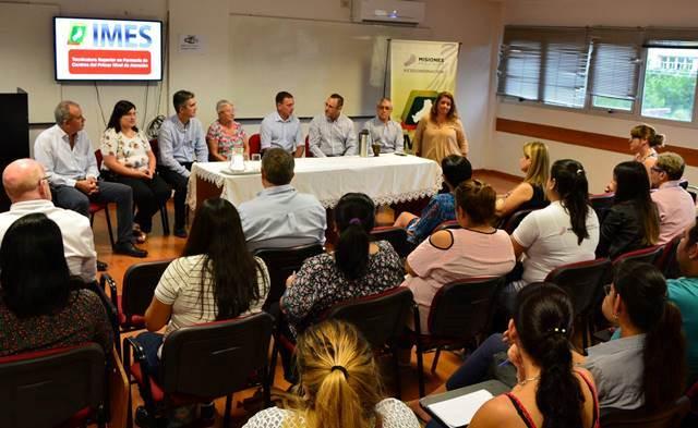 Misiones formará a Técnicos en Farmacia para los Centros del Primer Nivel de Atención de Salud