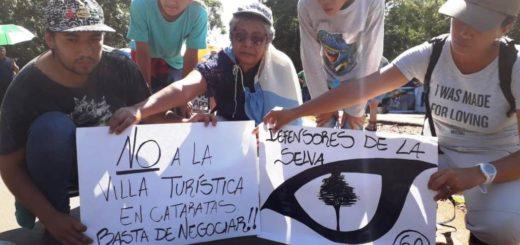 """La Nación suspendió la licitación de """"villa turística"""" en el Parque Nacional Iguazú ante el reclamo del Bloque Renovador misionerista"""