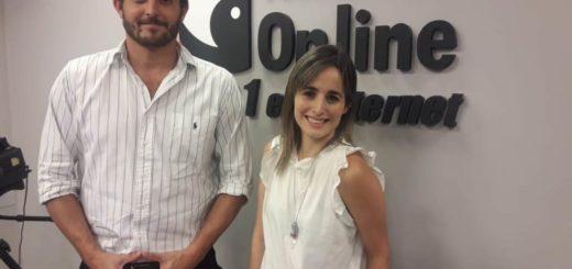 """""""Queremos trabajar mucho en la modernización del Estado"""", manifestó el candidato a concejal Facundo Sartori"""
