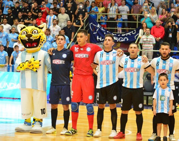 #MundialFutsal: desde las 20 Argentina va en busca de las semifinales frente a Francia