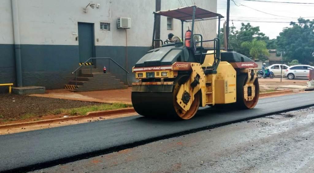 Vialidad Provincial finalizará la semana que viene con las obras sobre la Avenida 17 de Agosto de Posadas