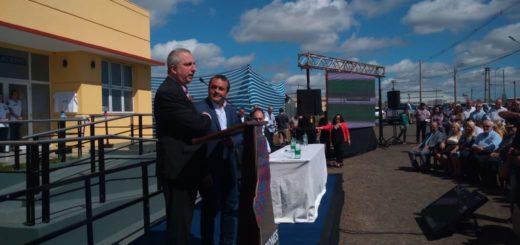 Passalacqua inauguró el nuevo Laboratorio Central de la Provincia, en el Parque Industrial de Posadas