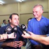 Passalacqua anunció que el presidente del IPS Carlos Arce será el candidato a vicegobernador por la Renovación