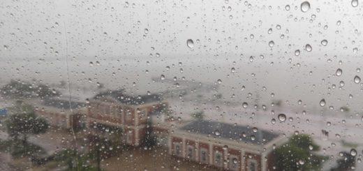 Jueves lluvioso con temperaturas cálidas en Misiones