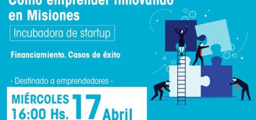 """Realizarán la charla """"Cómo emprender innovando en Misiones"""""""