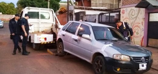 Posadas: la Policía capturó una banda armada presuntamente dedicada al narcotráfico