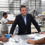Massa rechaza el intento de empresarios de bajarlo para que apoye a Lavagna