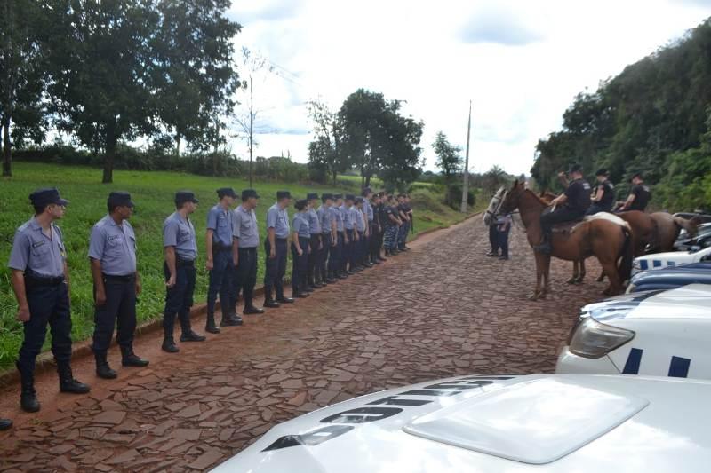 Buscan intensamente a un hombre que está desaparecido en Guaraní