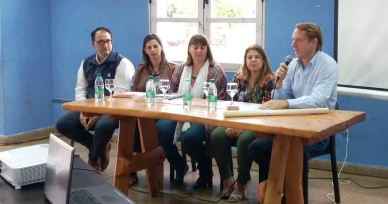 Desarrollo Social de la Provincia encabezó el 2° encuentro para el Fortalecimiento de la Seguridad Alimentaria y Nutricional