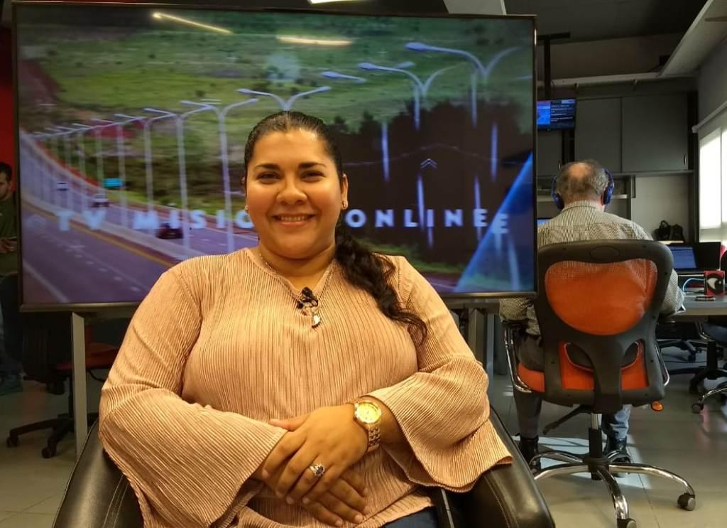 Candidata a concejal de Losada: «Joaquín desde el inicio de su gestión siempre le dio un lugar preponderante a las mujeres»