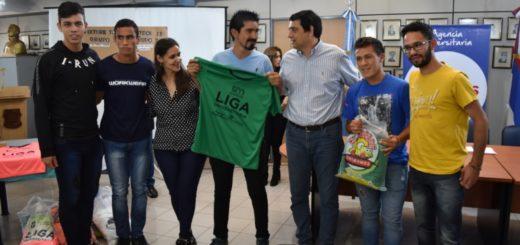 El 5 de mayo comienza la cuarta edición de la Liga Universitaria de Posadas