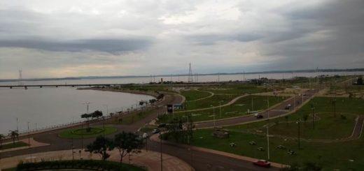 Rige el alerta por lluvias, tormentas y granizo en el Litoral argentino