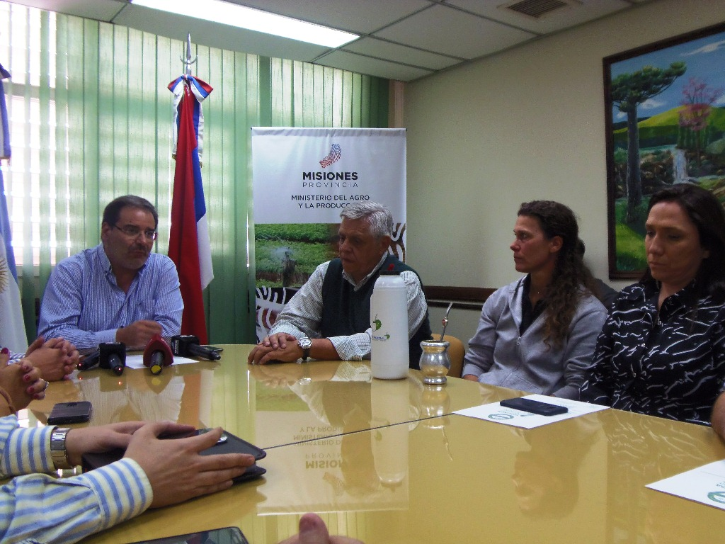La Provincia entregará créditos a tasa subsidiada a productores ovinos y caprinos
