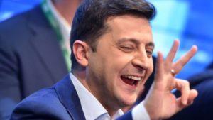 Un actor cómico y sin experiencia política es el nuevo presidente electo de Ucrania