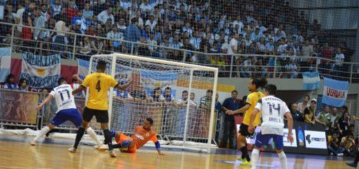 Paraguay goleó 11-1 a Sudáfrica y se quedó con el tercer lugar del #MundialFutsal