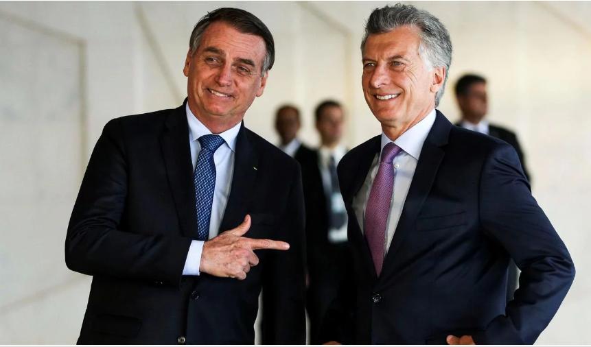 Jair Bolsonaro visitará la Argentina en el mes de junio para reunirse con Mauricio Macri