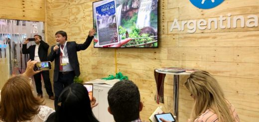 Cataratas se promociona en la Feria de Turismo World Travel Market WTM Latino America de San Pablo