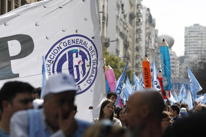 #30A: el Centro de Empleados de Comercio aseguraron que no adherirán al paro de mañana